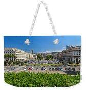 Piazza Della Vittoria - Genova Weekender Tote Bag