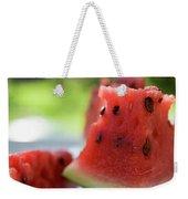 Pieces Of Watermelon Weekender Tote Bag