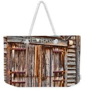 Pig And Poultry Barn Weekender Tote Bag