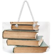 Pile Of Very Old Books Weekender Tote Bag