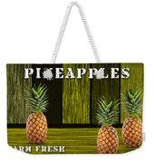 Pineapple Farm Weekender Tote Bag