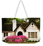 Pink Azaleas - Old Southern Charm By Sharon Cummings Weekender Tote Bag
