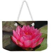 Pink Bloom... Weekender Tote Bag