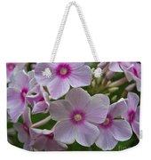Pink Wood-sorrel  Weekender Tote Bag