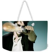 Pirate Shooing Gun Weekender Tote Bag