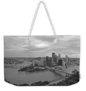 Pittsburgh - View Of The Three Rivers Weekender Tote Bag