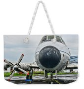 Plane Noses Up Weekender Tote Bag