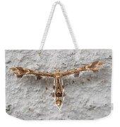 Plume Moth Weekender Tote Bag