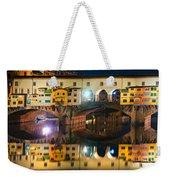 Ponte Vecchio - Florence Weekender Tote Bag