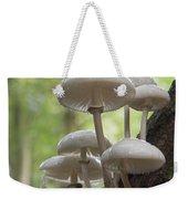 Porcelain Fungus Weekender Tote Bag
