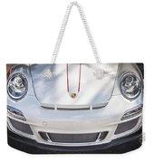 Porsche 911 Gt3 Rs 4.0 Weekender Tote Bag