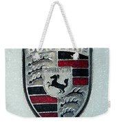 Porsche Emblem  Weekender Tote Bag