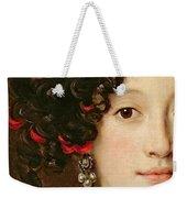 Portrait Of A Woman Weekender Tote Bag