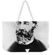 Portrait Of Djemal Pasha Weekender Tote Bag
