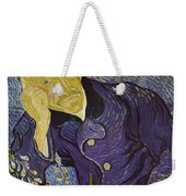 Portrait Of Doctor Gachet Weekender Tote Bag