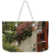 Positano Street Scene Weekender Tote Bag