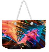 Poured Out Praise Weekender Tote Bag