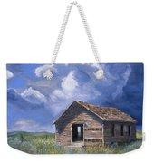 Prairie Church Weekender Tote Bag by Jerry McElroy