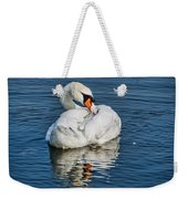 Preening The Feathers Weekender Tote Bag