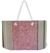 Pretty And Pink Weekender Tote Bag