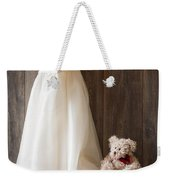 Pretty Dress Weekender Tote Bag