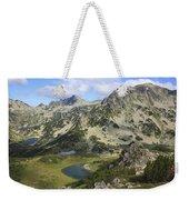 Prevalski And Valyavishki Lakes Pirin National Park Bulgaria  Weekender Tote Bag