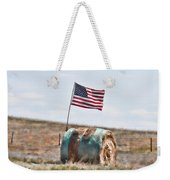 Proud To Be An American Weekender Tote Bag