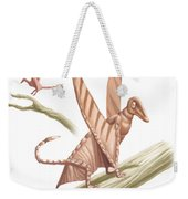 Pterandon, Illustration Weekender Tote Bag
