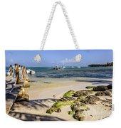 Punta Cana Beach Weekender Tote Bag