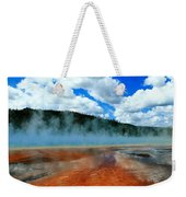 Pure Beauty Weekender Tote Bag