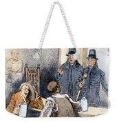 Puritan Tavern Inspection Weekender Tote Bag