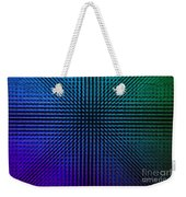 Purple And Green Lamps Weekender Tote Bag