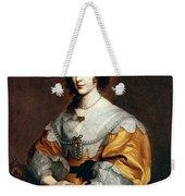 Queen Henrietta Maria Weekender Tote Bag