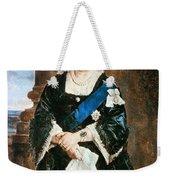 Queen Victoria Of England (1819-1901) Weekender Tote Bag