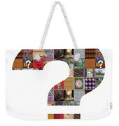 Question Symbol Showcasing Navinjoshi Gallery Art Icons Buy Faa Products Or Download For Self Printi Weekender Tote Bag