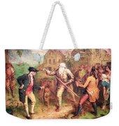 Quidor's The Return Of Rip Van Winkle Weekender Tote Bag