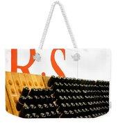 R Stuart Wine 21126 Weekender Tote Bag