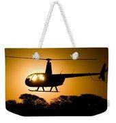 R44 Sunset Weekender Tote Bag