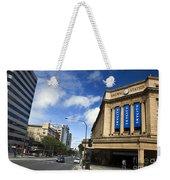 Railway Station Adelaide Weekender Tote Bag