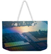 Rainbow Earth 3. Somewhere Over Netherlands Weekender Tote Bag