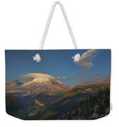Rainier Capped Weekender Tote Bag