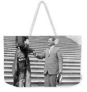 Ralph E Weekender Tote Bag