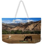 Rancho Oso - California Weekender Tote Bag