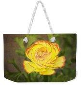 Ranunculus Weekender Tote Bag