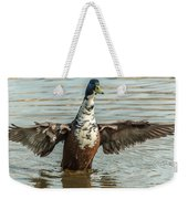 Readdy For Take Off Weekender Tote Bag