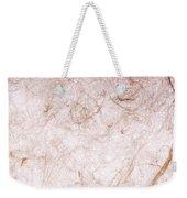 Recycled Paper Texture Weekender Tote Bag