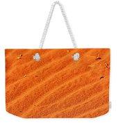 Red Dune Weekender Tote Bag