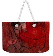 Red Is The Color Of Love Weekender Tote Bag