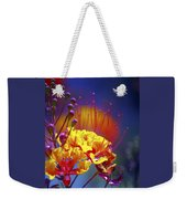 Red Yellow Blossoms 10197 Weekender Tote Bag
