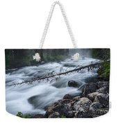 Redfish Creek In Stanley Idaho Weekender Tote Bag